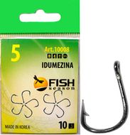 FishSeason Крючок IDUMEZINA-RING с ушком, №9-7329