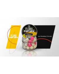 Бойлы плавающие FLURO POP UPS ULTRABAITS (Специи) 14мм,30гр