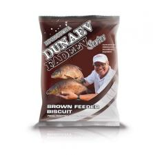Прикормка DUNAEV-FADEEV Feeder Brown Biscuit (фидер коричневый бисквит)