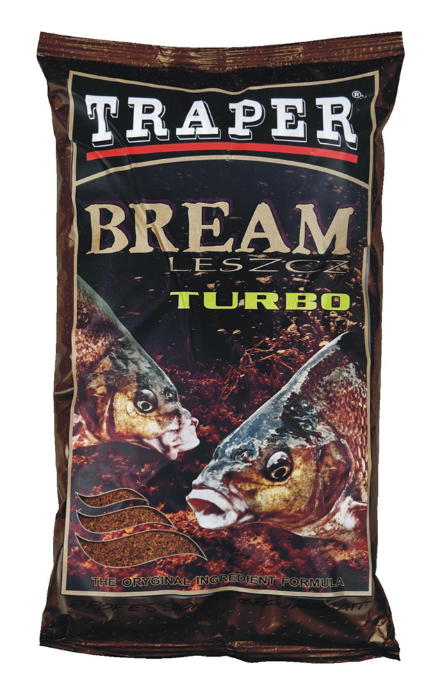 Прикормка TRAPER Bream Turbo (Лещ Турбо) 1 кг.